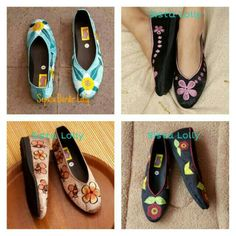 Saya menjual Sepatu Bordir Lolly Bunga seharga Rp85.000. Dapatkan produk ini hanya di Shopee! https://shopee.co.id/sistalolly/64128318 #ShopeeID