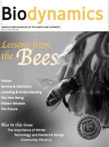 Biodynamics Journal | Biodynamic Association