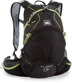 Ideal for fast packing and trail running.