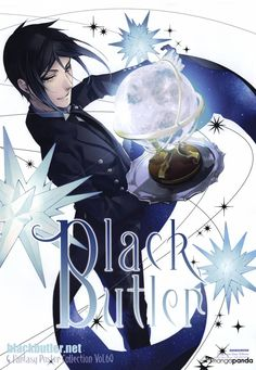 Couverture : Black Butler tome 15