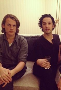 Ylvis until you listen to the rest of their music you have no idea how weird these goofs can be