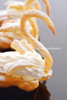 La Cuoca Dentro: Biscotti e pasticcini-- wow che raffinatezza!