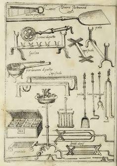 1570 M. Bartolomeo Scappi - Opera dell'arte del cucinare (cookbook), Page 950