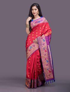 Kalyani Paithani Silk Saree