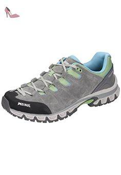 Chaussures à lacets Meindl Lugo vertes Casual garçon g7B9YEs8