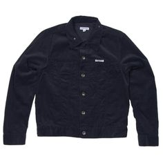 Engineered Garments Type 5 Jean Jacket (Navy 16W Corduroy)