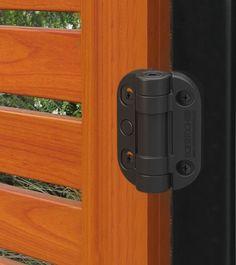 Nero Contemporary Black Lever Gate Latch For Double Gates