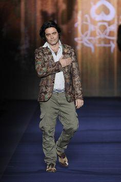 Kean Etro, Menswear Designer