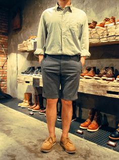Red Wing Shoes Korea Daily Coordination #8105