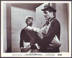 The Luck Of Ginger Coffey '64 BLONDE MAID ROBERT SHAW Robert Shaw, Movie Photo, Maid, Black And White, Movies, Black N White, Films, Black White, Maids