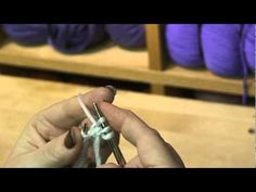 EFFICIENCY! Knitting Tips from: K-Line