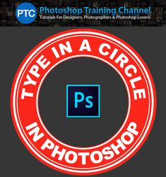 In this tutorial, you will learn how to type text in a circle in Photoshop. These examples will teach you how you can type text in a circular path. It may seem simple, but there a few techniques that you must know to work efficiently. Photoshop Tutorial, Actions Photoshop, Photoshop Art, Photoshop For Photographers, Photoshop Photography, Photoshop Website, Advanced Photoshop, Photoshop Keyboard, Photography Ideas