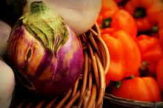 Peppers and eggplant - Nutrient Dense Diet