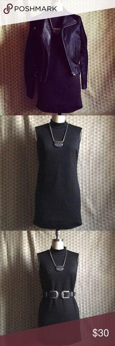 4b29f3b2bda3 Topshop Black Shift Dress Very versatile Topshop Dresses Mini
