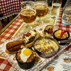 Tapas de La Republicana  #Zaragoza #tapas #larepublicana #comidacasera #comidas