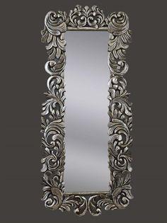1000 images about baroque mirror provencal specchi stile barocco provenzale e shabby chic - Specchi shabby ikea ...