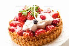cake 苺タルトケーキ
