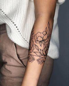 Nactumu Germany nactumude Tattoos Really pretty what do you think? Nactumu Germany Really pretty what do you think? Tattoos Really prett Pretty Tattoos, Love Tattoos, Unique Tattoos, Small Tattoos, Girl Flower Tattoos, Men Tattoos, Arm Tattoos For Women, Tattoo Designs For Women, Tattoos For Guys