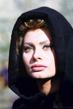 Sophia Loren as Doña Jimena in El Cid (1961)