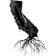 California roots. Cool tattoo idea.