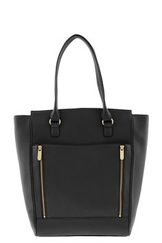 15 Perfect Bags For Stylish Working Girls - Banana Republic Dianne Tote, $250, available at Banana Republic.