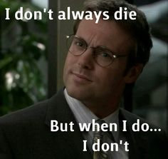 Daniel Jackson :'D #stargate okay you just said this phrase in Daniel Jacksons voice. Didn't you? LOL.