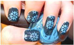 Fashion 2 Obsession: Winter Nail Designs