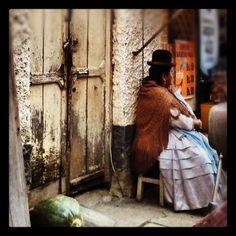Puerta #door #puerta #bolivia #lapaz   Pinned from PinTo for iPad 