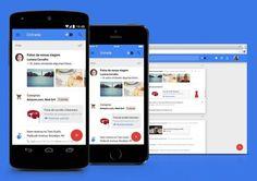 Google revela nova aplicação Inbox, que pretende revolucionar o email