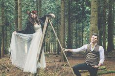 Woodland Wonderland Wedding Ideas http://www.jessicawitheyphotography.squarespace.com/
