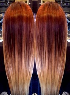 Ombré love the color