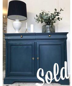 Selva 'Hague Blue' Sideboard - Home Sweet HomeHome Sweet Home