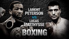Matthysse vs. Peterson, a stellar non-title affair