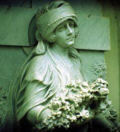 The Bride- Cementery Los Ilustres, San Salvador
