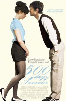 500 days of summer. Não....não se trata de mais uma típica comédia romântica...acredite!