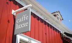 Caffe Luxxe | Brentwood, CA Coffee Town, Coffee Shops, Brentwood California, Coffee Places, Fruity Drinks, Cafe Bistro, Premium Coffee, I Love Coffee, Studio Ideas