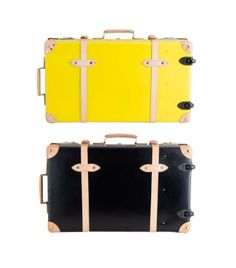 Centenary Extra Deep Suitcases For The Globe Trotter
