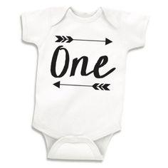 Boy Birthday Shirt, Baby Boy First Birthday Bodysuit One Year Old Cake Smash Outfit Photo Prop (12-18 Months)