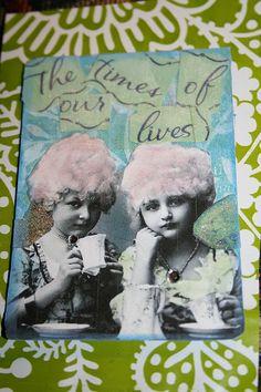 Little Marie Antoinettes
