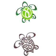 i really want a turtle tattoo but it doesn't match my theme :/ Hawaiianisches Tattoo, Doodle Tattoo, Body Art Tattoos, Small Tattoos, Tatoos, Armband Tattoo, Turtle Henna, Turtle Tattoos, Grandchildren Tattoos