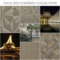 VILLE DES LUMIÉRES Broadloom, Carpet Tile and Area Rugs