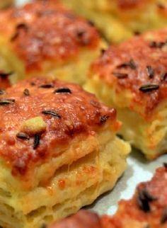 Íme, a nagyi legfinomabb sonkás pogácsa receptje, és még keleszteni sem kell!
