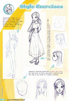 Concept art of Cornelia Landon Hale from Disney's W. Cornelia Witch, Cornelia Hale, Witch Disney, Character Drawing, Character Design, Witch Manga, Fairy Oak, L Anime, Sketch Poses