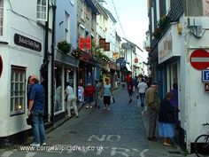 Fore Street, St Ives Cornwall