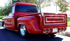 chevy 1955 pick up coming soon to a neighborhood near you chevy trucks pinterest. Black Bedroom Furniture Sets. Home Design Ideas
