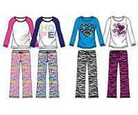 04baf6e4da Star Ride Kids Pajama Sets Recalled (via Parents.com) Childrens Pyjamas