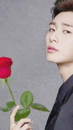 Park Seo Joon, more beautiful than a red rose