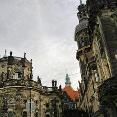 schloss und #kirche #barock #dresden