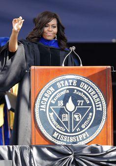 Jackson State University, Jackson, Mississippi 2016. COMMENCEMENT