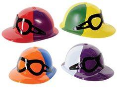 kentucky derby wall stickers | Plastic Jockey Helmets (1/pkg)